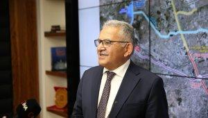 Büyükkılıç'tan 'kentsel dönüşüm' açıklaması