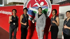Büyükşehir sporcuları 154 madalyayı Gazi şehre kazandırdı
