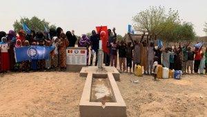 Çad'ın 17 köyüne su kuyusu açıldı