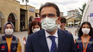 Çankırı Valisi Ayaz'dan aşı çağrısı