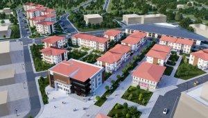 Çerkeş'e yapılacak 134 konut ve 14 iş yeri için ihale süreci başladı