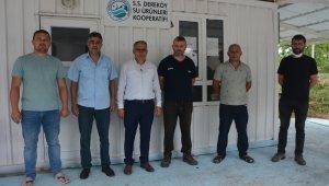 Dereköy Su Ürünleri Olağan Kongresi