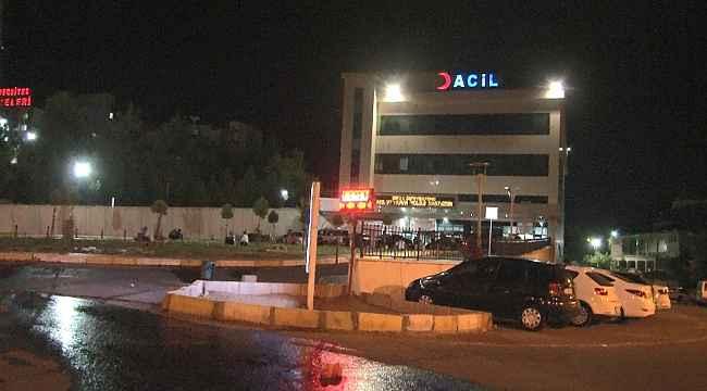Diyarbakır'da damat pompalı tüfekle dehşet saçtı: 1 ölü, 1 yaralı