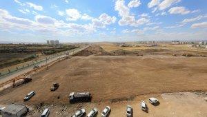 Diyarbakır'da yeni fidanlık inşaatı devam ediyor