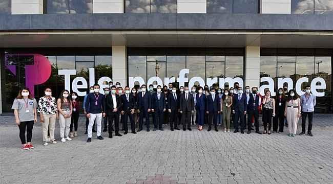 Diyarbakır'daki çağrı merkezlerinde yeni istihdam hedefi 5 bin