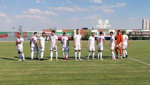 Diyarbakırspor puan kaybetti, Bağlar mağlup oldu