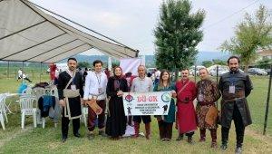 DÜ binicilik ve geleneksel türk okçuluğu topluluğu başarılarına devam ediyor