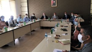 EBYÜ Eczacılık Fakültesi'nde kalite toplantısı yapıldı