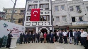 Edirne'de binalar tarihi dokuya uygun hale getiriliyor
