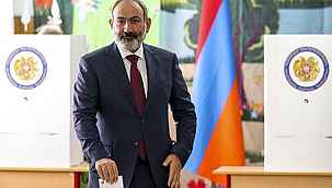 Ermenistan'daki parlamento seçimlerini, Paşinyan'ın partisi kazandı