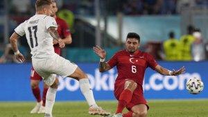 EURO 2020 Avrupa Şampiyonası: Türkiye: 0 - İtalya: 0