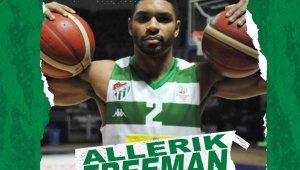 Frutti Extra Bursaspor, eski oyuncusu Allerik Freeman'ı transfer etti - Bursa Haberleri