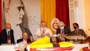 Galatasaray başkanlık seçiminde oy sayımına geçildi