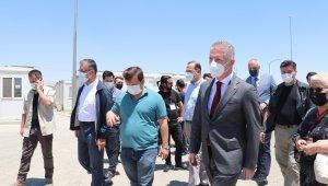 Gaziantep Valisinden güvenli bölge açıklaması
