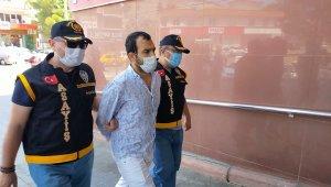 Gaziantep'te aranıyordu Kahramanmaraş'ta yakalandı