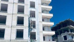Gaziantep'te iskele faciası: 2 işçi öldü, 2 işçi ağır yaralı