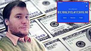 Gerçek ortaya çıkınca dünyası başına yıkıldı... 20 doları bir gece 1.2 trilyon dolar olmuştu