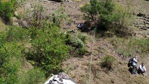 Giresun'da otomobil uçuruma yuvarlandı: 2 ölü, 2 yaralı