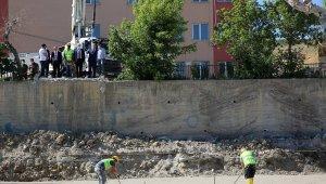 Gökçedere'de 12 derslikli ilkokulun yapımına başlandı