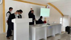 Gölpazarı'nda Köylere Hizmet Götürme Birliği encümen üyesi seçimi yapıldı