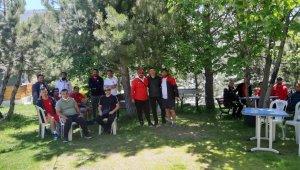 Görme Engelliler B1 Futbol Mili Takımı Erciyes'te
