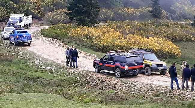 Gümüşhane'de 5 gün önce kaybolan şahsı arama çalışmaları 150 kişiyle devam ediyor