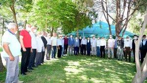 Gürkan ve Tüfenkci vatandaşlarla bir araya geldi