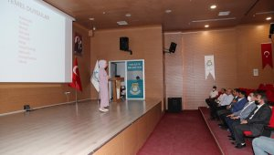 Haliliye'de hizmet içi eğitimler devam ediyor