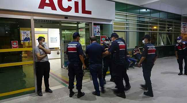 Hatay'da göçmen kaçakçılığı operasyonu: 8 tutuklama