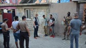 Hatay'da uyuşturucu operasyonu: 8 gözaltı