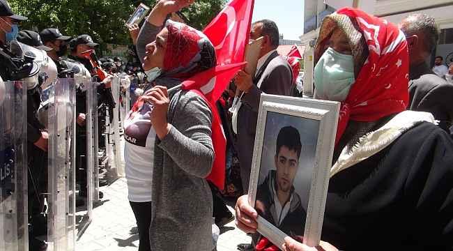 HDP, annelerin sesini müzikle bastırmaya çalıştı