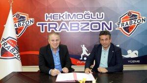 Hekimoğlu Trabzon Teknik Direktör Bahaddin Güneş ile 1 yıllık sözleşme imzaladı