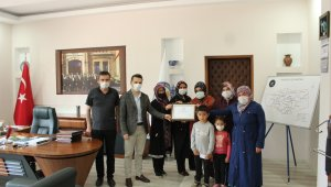 Hisarcık'ta kadın kooperatifi kuruldu