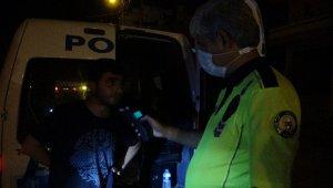 """Ceza kesilen ehliyetsiz sürücü: """"Allah sizi başımızdan eksik etmesin"""""""