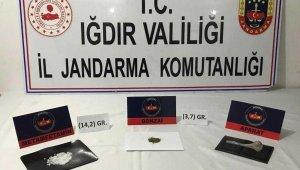Iğdır'da uyuşturucu operasyonu: 33 kişi yakalandı