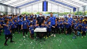 Inter Academy Turkey 1 yaşında