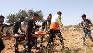 İsrail güçlerinden Nablus'ta Filistinlilere müdahale: 1 ölü, 6 yaralı