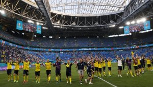 İsveç grubu lider tamamladı