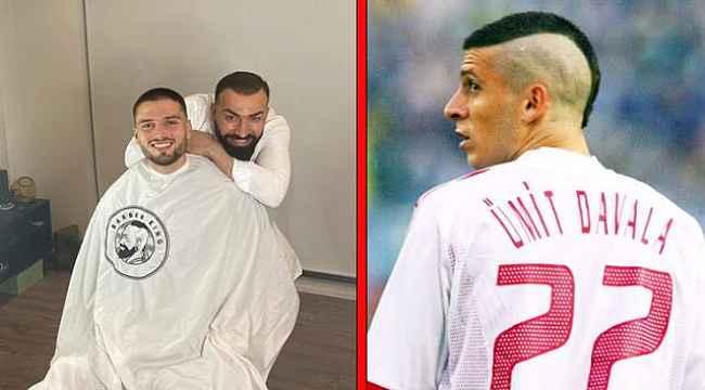 İtalya maçı öncesi Bizim Çocuklar imaj değişikliğine gitti