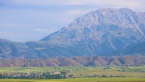 Kahramanmaraş'ta dağ, ova ve çiçeklerin renk cümbüşü