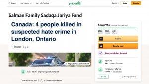 Kanada'da Müslüman aileye yönelik saldırıdan sağ kurtulan çocuğa yardım yağıyor
