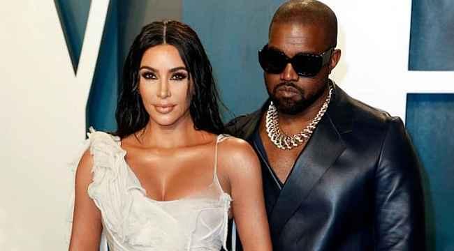 Kanye West, Kardashian'dan boşanmadan, Irina Shayk ile yakalandı