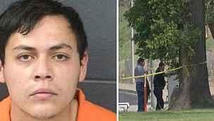 Karısına tecavüz eden adamın kafasını kesti... Kopmuş kafayla parkta top oynadı