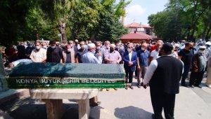Kazada ölen emekli okul müdürü son yolculuğuna uğurlandı