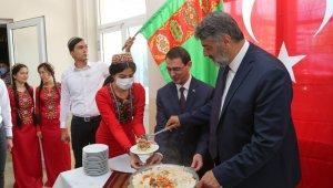 KBÜ'de Türkmenistan'ın bağımsızlığının 30. yılı kutlandı