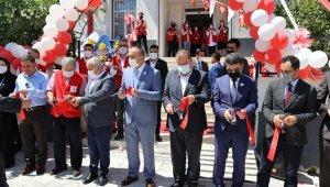 Kilis Kızılay Toplum Merkezi'nin açılışı yapıldı