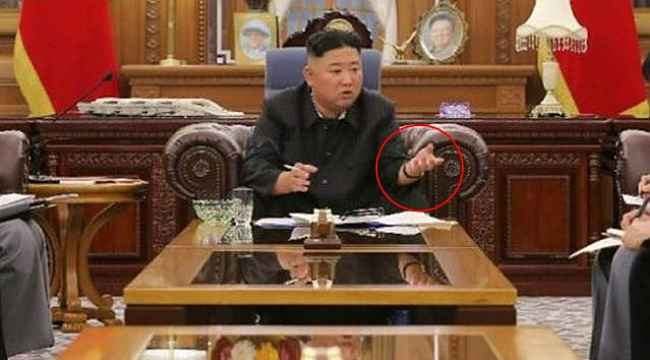 Kim Jong-un'un aşırı kilo kaybı dikkat çekiyor