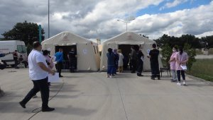 Kırklareli OSB'de 8 bin 532 kişi aşılandı