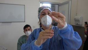 Kırklareli'nde OSB'lerde mobil aşı uygulaması başladı