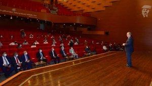 Kırşehir'de, esnafa Ahilik değerleri anlatılıyor